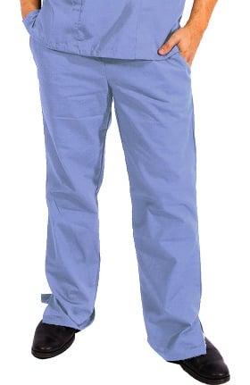 Clearance Natural Uniforms Unisex Flare Leg Scrub Pant
