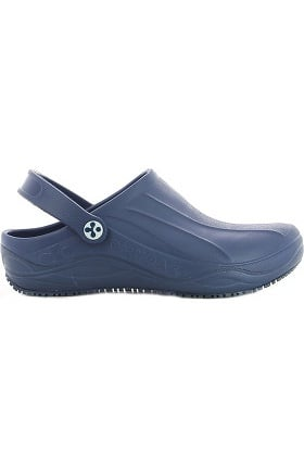 Clearance Oxypas Footwear Unisex Smooth Convertible Clog