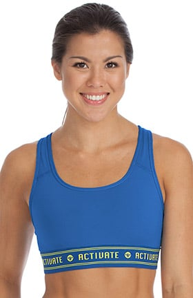 Activate by Med Couture Women's Energy Sports Bra