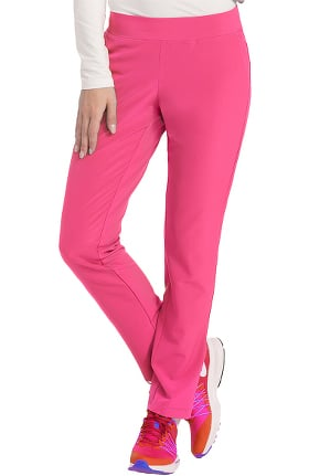 Clearance 4-EVER Flex By Med Couture Women's Power Skinny Scrub Pant