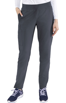 Austin by Med Couture Women's Comfort Slim Scrub Pant
