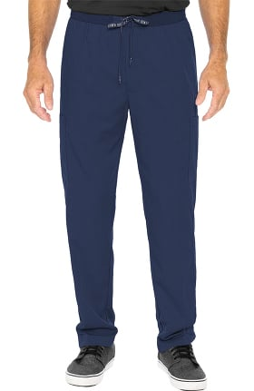 RothWear by Med Couture Men's Hutton Straight Leg Scrub Pant