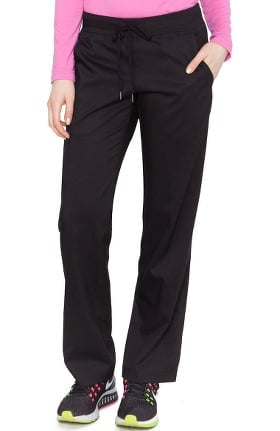 Touch by Med Couture Women's Yoga Straight Leg Cargo Scrub Pant
