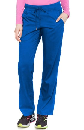 Clearance Touch by Med Couture Women's Yoga Straight Leg Cargo Scrub Pant