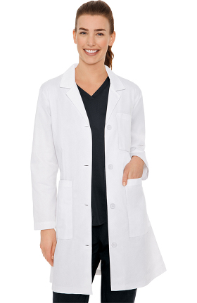 "Med Couture Originals Women's 37"" Lab Coat"