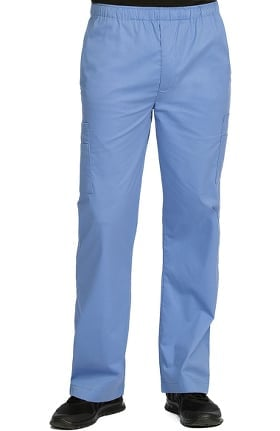 Med Couture Originals Fly Front Cargo Scrub Pant