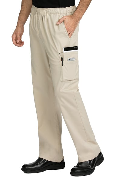 d1702e5bd46 Med Couture Originals Fly Front Cargo Scrub Pant. Play Video