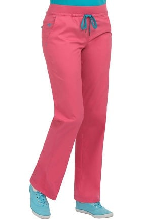 Clearance Med Couture Women's Freedom Drawstring Scrub Pant