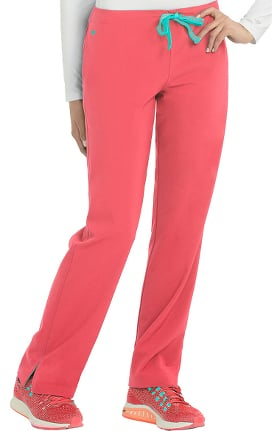 Energy by Med Couture Women's Grace Drawstring Classic Scrub Pant