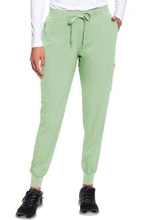 Peaches by Med Couture Women's Jogger Scrub Pant