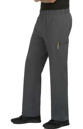 Clearance Activate by Med Couture Men's Sport Relaxed Straight Leg Scrub Pant