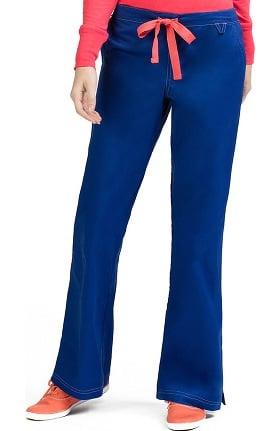 Clearance Med Couture Originals Women's Skyler Flare Leg Scrub Pant