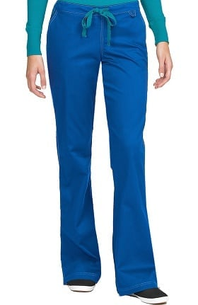 Clearance MC2 by Med Couture Women's Skyler Flare Leg Scrub Pant