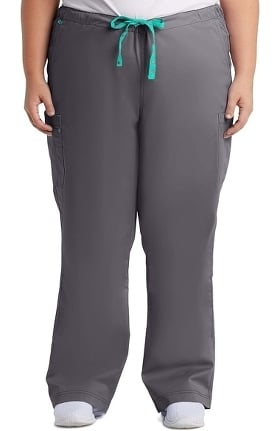 Med Couture Originals Women's Layla Drawstring Cargo Scrub Pant