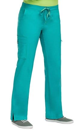Activate by Med Couture Women's Hi Definition Drawstring Scrub Pant