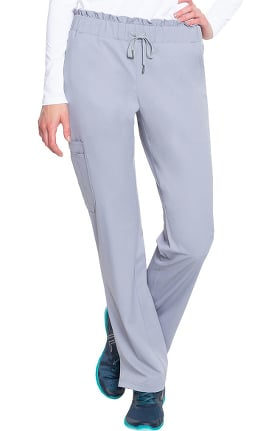 Clearance Peaches by Med Couture Women's Merrow Waist Scrub Pant