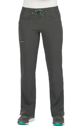 Clearance Air by Med Couture Women's Cloud 9 Drawstring Scrub Pant