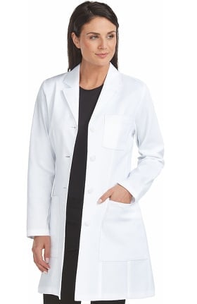 "Med Couture Boutique Women's Sophia 32"" Lab Coat"
