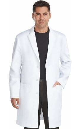 "Med Couture Men's Boutique 38"" Lab Coat"