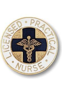 Prestige Medical Emblem Pin Licensed Practical Nurse