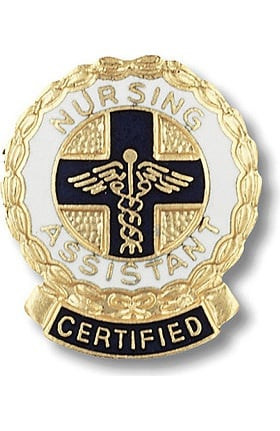Prestige Medical Nursing Assistant, Certified - CNA Pin