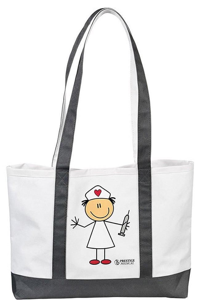 Prestige Medical Large Canvas Tote Bag