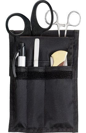 Prestige Medical Padded Nylon 5 Pocket Organizer Holster Set (with Tools)