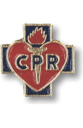 Prestige Medical CPR - Cardio-Pulmonary Resuscitation Tac Pin