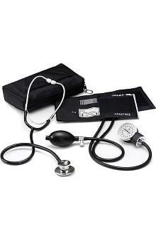 Prestige Medical Basic Aneroid Sphygmomanometer with Dual Head Stethoscope Kit