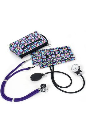 Clearance Prestige Medical Aneroid & Sprague Kit with Carrying Case