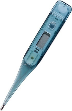 Prestige Medical Color Digital Fahrenheit / Celsius Thermometer