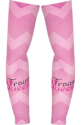Med Sleeve Women's Pink Ribbon Trauma Queen