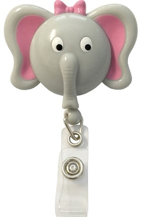 Prestige Medical Deluxe Animal Retractable Badge Holder