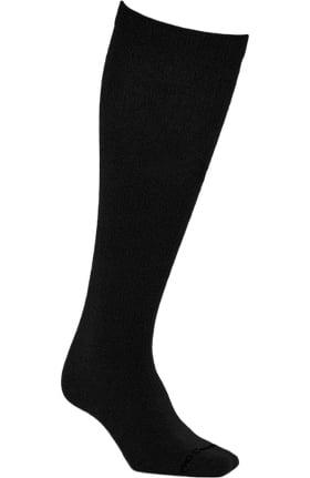 Clearance Pro Compression Unisex Marathon Graduated 20-30 mmHg Black On Black Compression Sock