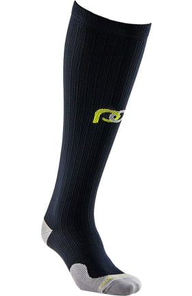 Clearance Pro Compression Unisex Marathon Graduated 20-30 mmHg Black Compression Sock