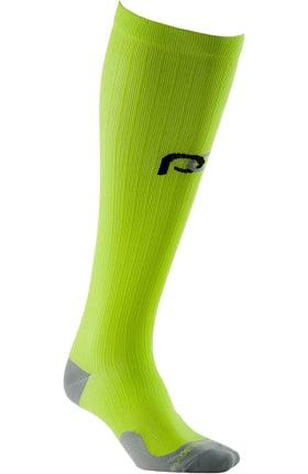 Pro Compression Unisex Marathon Graduated 20-30 mmHg Lime Compression Sock