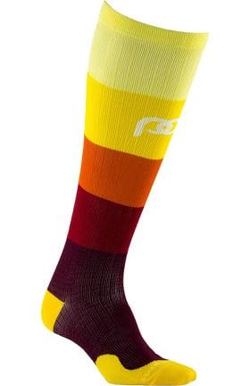 Pro Compression Unisex Marathon Graduated 20-30 mmHg Utah Sunset Print Compression Sock