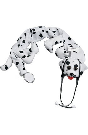 Clearance Pedia Pals Dalmatian Plush Stethoscope Cover