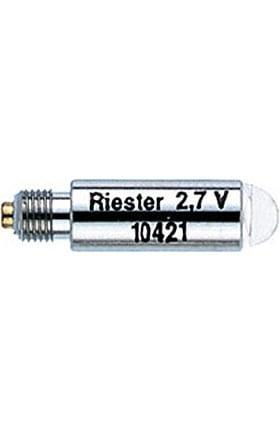 Riester Diagnostics Uni Otoscope Bulb - 2.7 V Vacuum Bulb