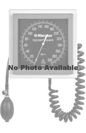 Riester Diagnostics Big Ben Aneroid - Wall Square Model with Adult Cuff