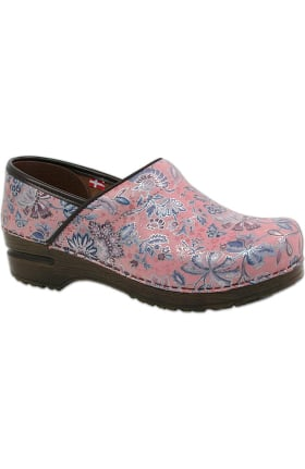 Clearance Professional by Sanita Women's Bella Print Clog