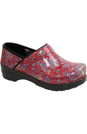 Professional by Sanita Women's Jaclyn Print Clog