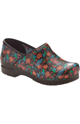 Professional by Sanita Women's Jennes Print Clog
