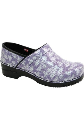 Clearance Smart Step by Sanita Women's Kinney Print Clog