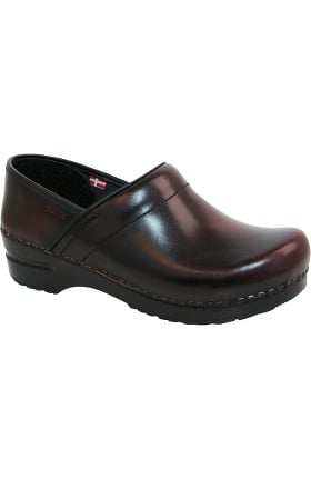 Professional by Sanita Women's Pro Cabrio Solid Clog