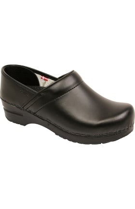 Professional by Sanita Women's Pro PU Solid Clog
