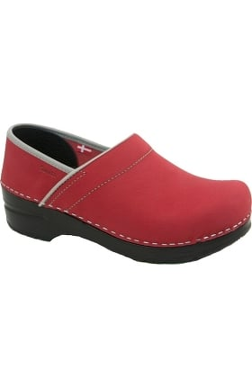 Professional by Sanita Women's Lisbeth Solid Clog