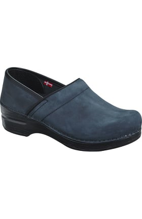 Professional by Sanita Men's Pro Oiled Nubuck Clog