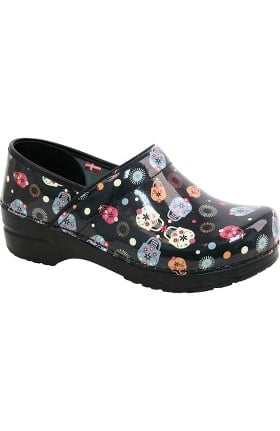 Clearance Professional by Sanita Women's Dexter Print Clog