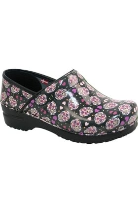 Professional by Sanita Women's Lupe Print Clog